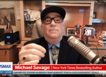 Conservative Powerhouse Michael Savage Unleashes On Liberals: 'The Good Patriot Is Now A Criminal?'